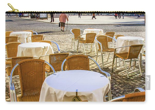 Figueira Square Lisbon Carry-all Pouch