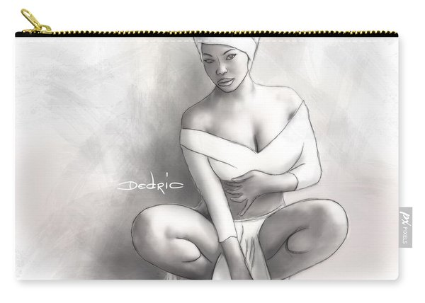 Figure Study 1 Carry-all Pouch