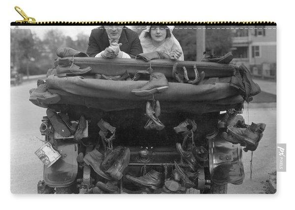 Film Still Wedding Carry-all Pouch