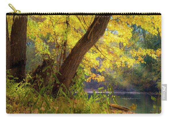 Filtered Light 2 Carry-all Pouch