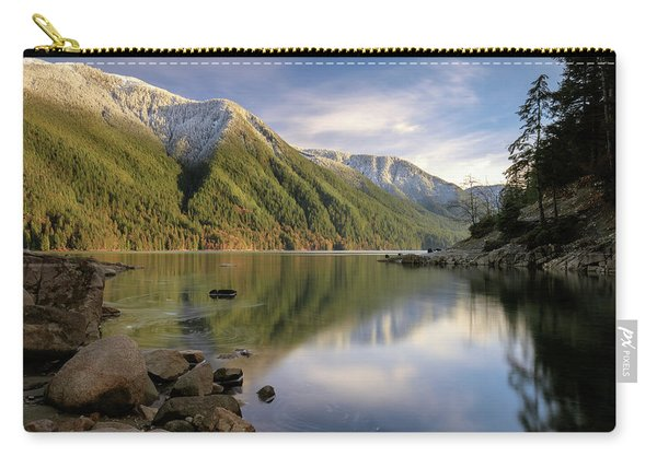 Finding Balance In Nature Carry-all Pouch