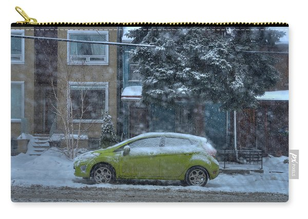 Winter-2014 Carry-all Pouch
