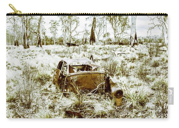 Fine Art Tasmania Bushland Carry-all Pouch