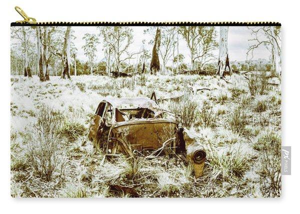 Fine Art Tasmania Bushland Carry-all Pouch