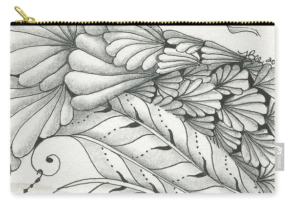 Finery Carry-all Pouch