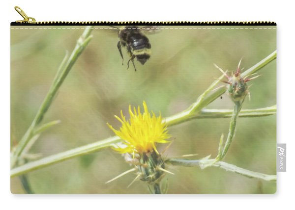 Finnon Bumble Bee Carry-all Pouch