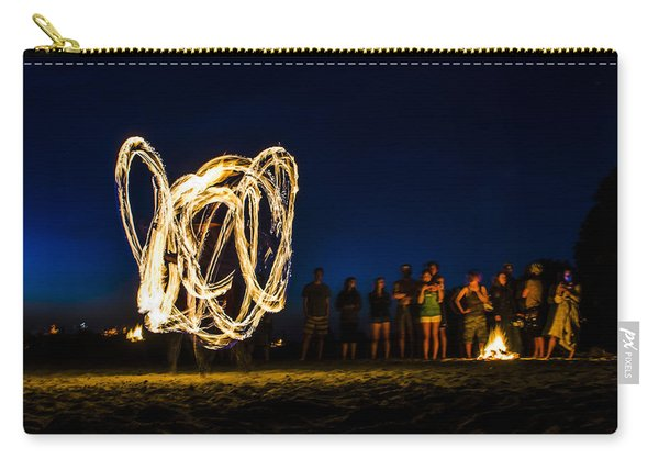 Fire Dance Carry-all Pouch