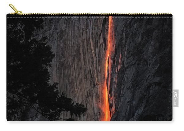 Fire Fall Carry-all Pouch