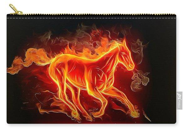 Fire Horse - Da Carry-all Pouch