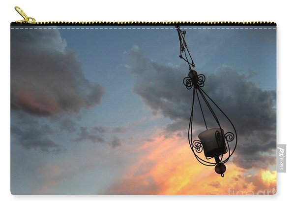 Fire In The Clouds Carry-all Pouch