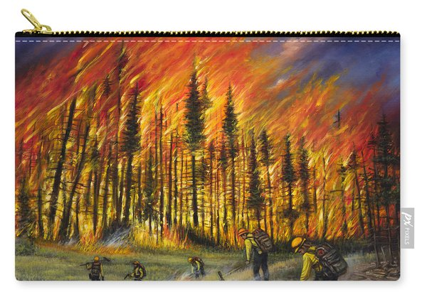 Fire Line 1 Carry-all Pouch