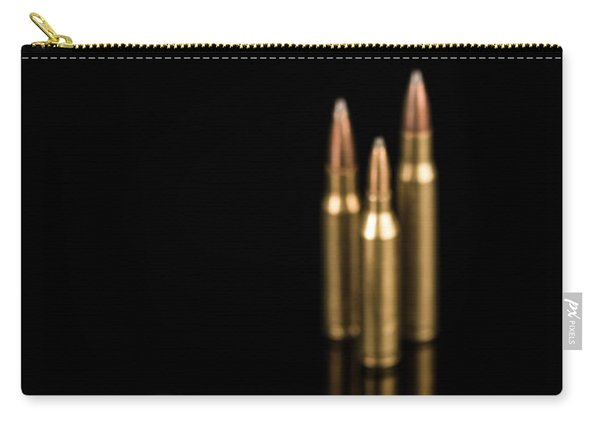 Fire Off Your Guns Carry-all Pouch
