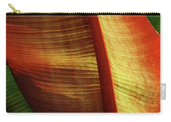 Fire Palm Carry-all Pouch