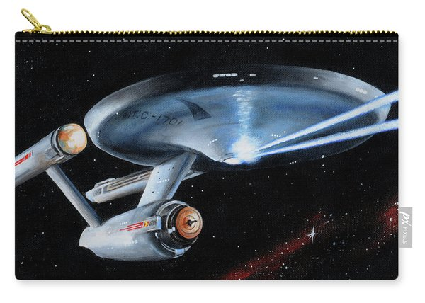 Fire Phasers Carry-all Pouch