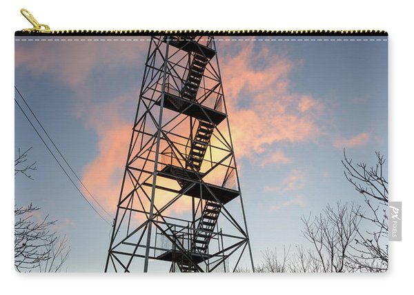 Fire Tower Sky Carry-all Pouch