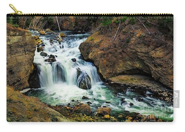 Firehole Falls Carry-all Pouch