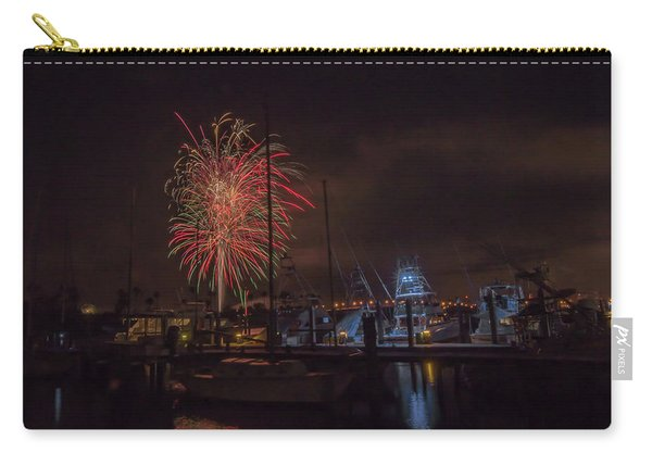 Fireworks, 2018 Carry-all Pouch