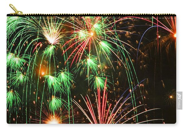 Fireworks 4th Of July Carry-all Pouch