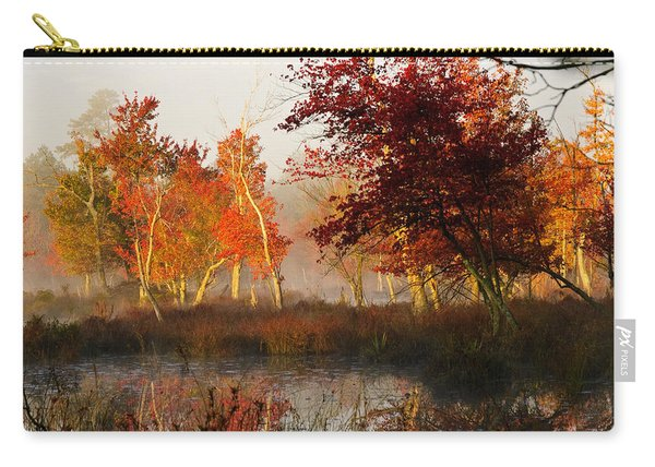 First Light At The Pine Barrens Carry-all Pouch