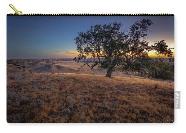 First Light On The  Canyon Ranch Carry-all Pouch