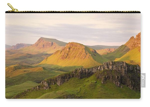 First Light Trotternish Panorama Carry-all Pouch