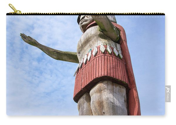 First Nations Welcome Carry-all Pouch
