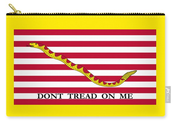 First Navy Jack Carry-all Pouch