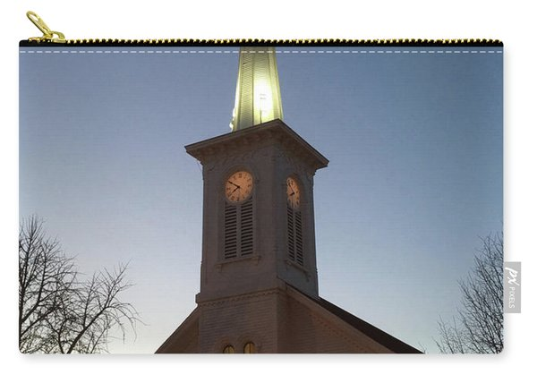 First Presbyterian Churc Babylon N.y After Sunset Carry-all Pouch