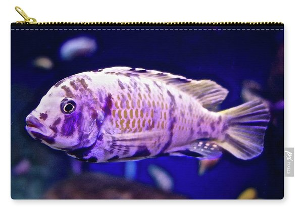 Calico Goldfish Carry-all Pouch