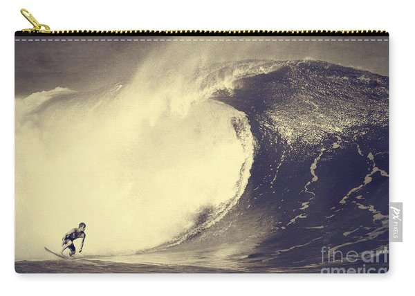 Fisher Heverly At Pipeline Carry-all Pouch