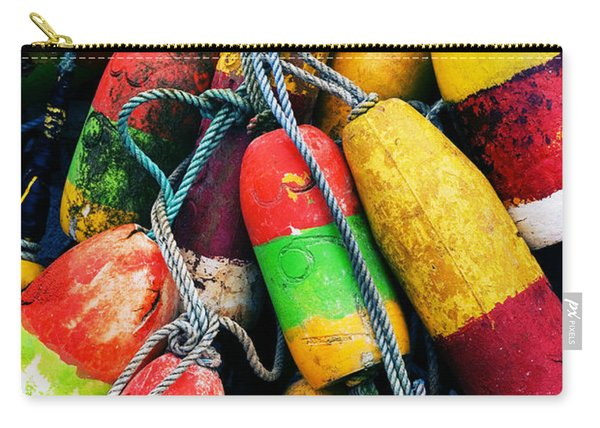 Fishermen's Floats Carry-all Pouch