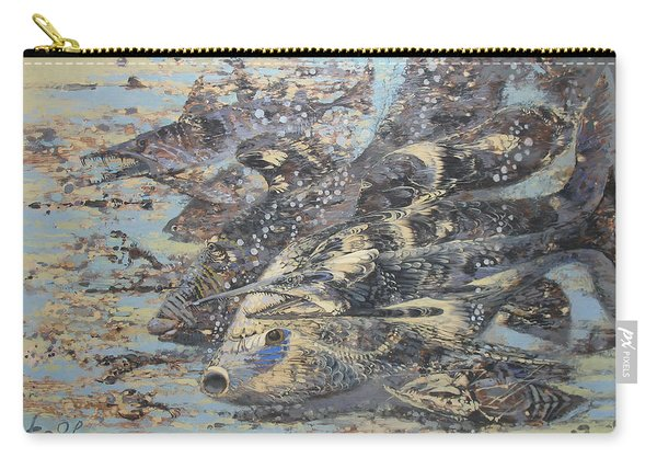 Fishes. Monotype Carry-all Pouch