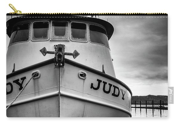 Fishing Boat Judy Carry-all Pouch