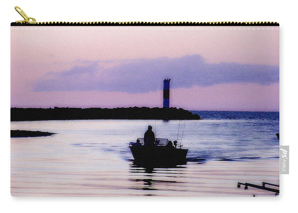 Fishing Lake Ontario  Lake Ontario  Carry-all Pouch