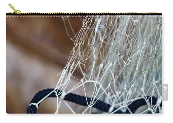 Fishing Net Details - Rovinj, Croatia Carry-all Pouch