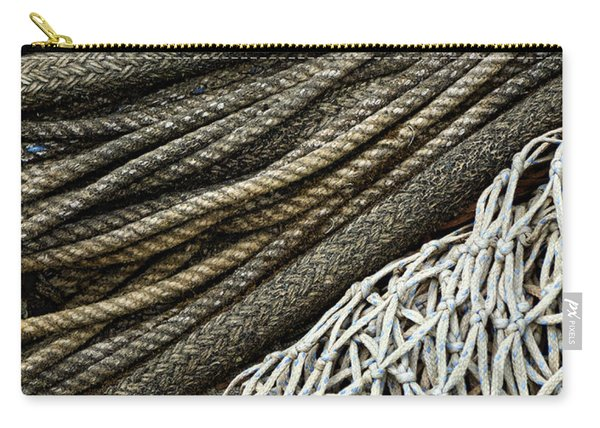 Fishing Nets Carry-all Pouch