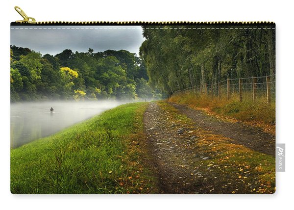 Fishing The River Beauly Carry-all Pouch