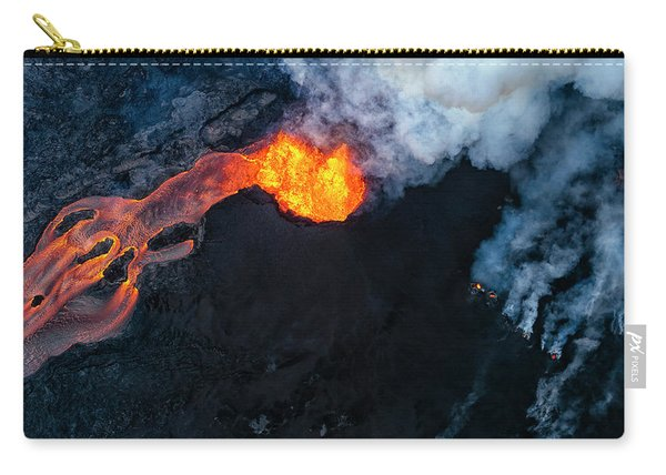 Fissure 8 Cinder Cone Carry-all Pouch