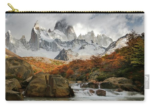 Fitzroy Sunrise Carry-all Pouch