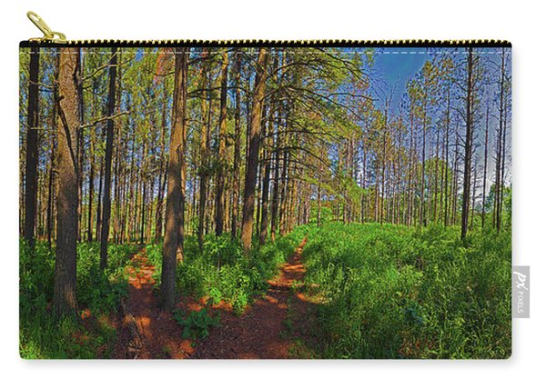 Paths, Pines 360 Carry-all Pouch