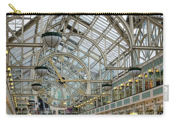 Five To Three - At St. Stephens Green Shopping Centre In Dublin Carry-all Pouch