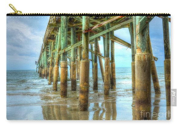 Flagler Pier Carry-all Pouch