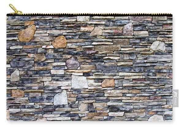 Flagstone Wall Carry-all Pouch