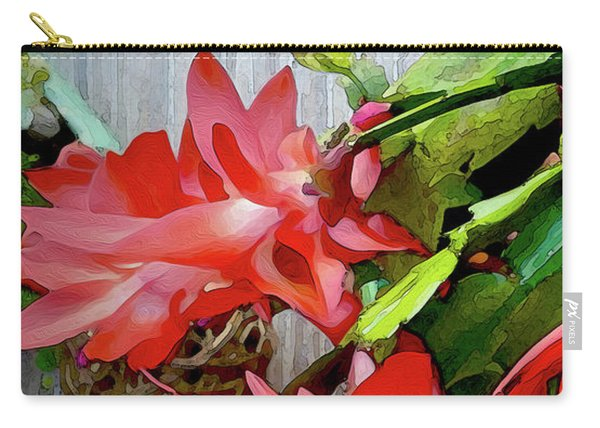 Flamboyance Carry-all Pouch