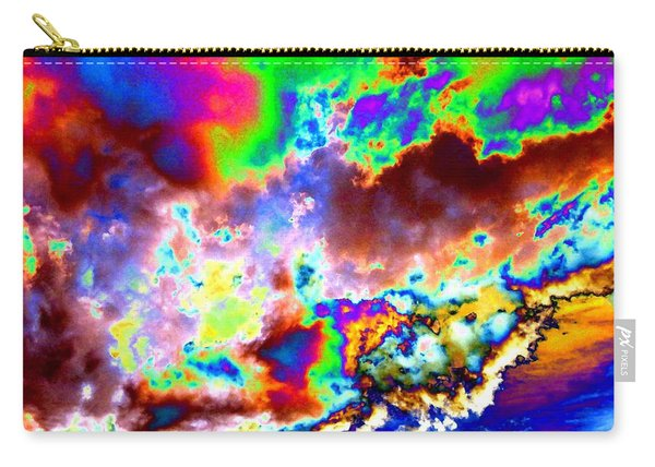 Flamboyant Cloudscape Carry-all Pouch