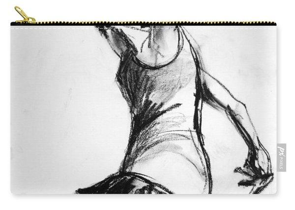 Flamenco Sketch 2 Carry-all Pouch