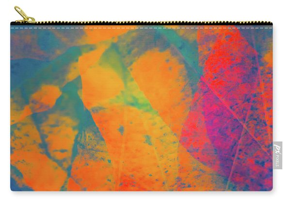 Flaming Foliage 1 Carry-all Pouch