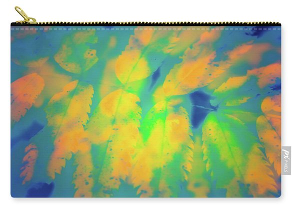 Flaming Foliage 2 Carry-all Pouch