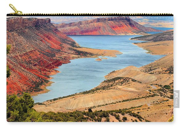 Flaming Gorge Carry-all Pouch