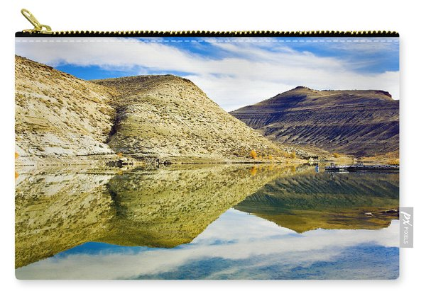 Flaming Gorge Water Reflections Carry-all Pouch
